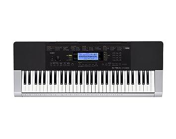 Casio CTK-4400AD - Teclado negro, negro: Amazon.es: Instrumentos musicales