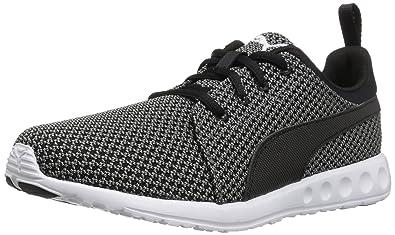 b7a97009 PUMA Men's Carson Knitted Cross-Trainer Shoe
