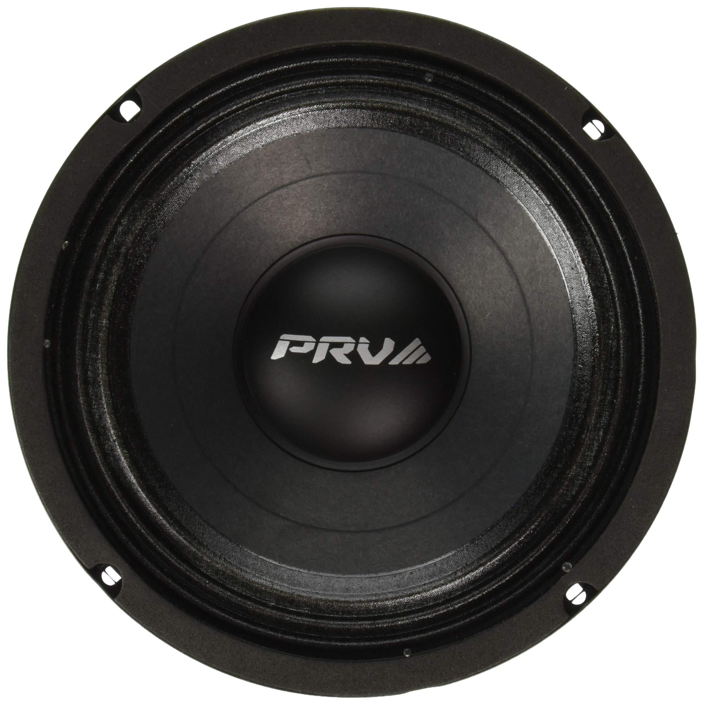 prv 4 Ohm 225W Mid Bass, 8'' - 8MB4504OHM by PRV