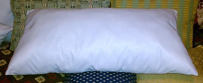 Reynosohomedecor 16x38 Inch Rectangular Throw Pillow Insert Form Home Kitchen