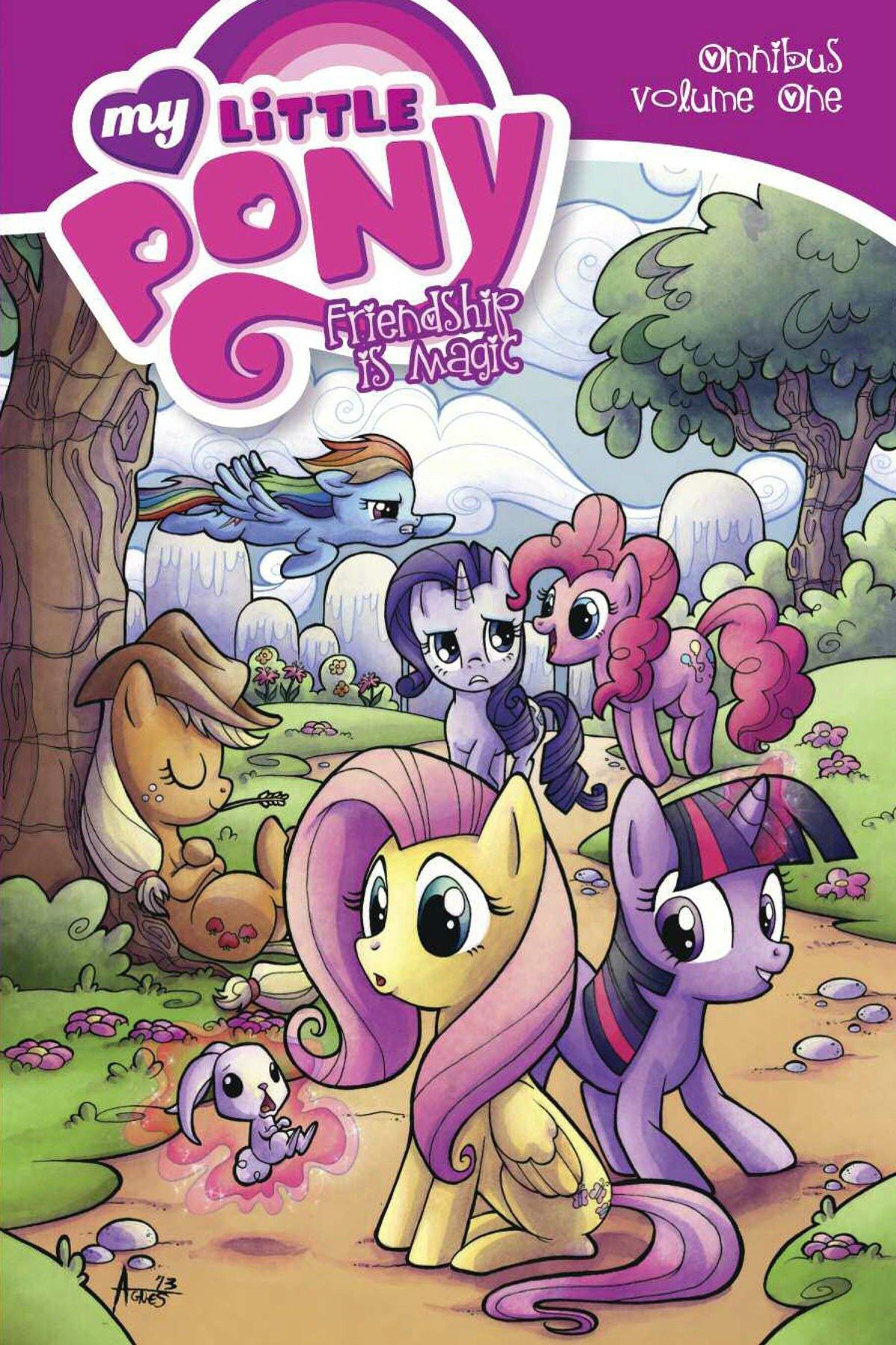 My Little Pony Omnibus Volume 1 (MLP FF Omnibus)