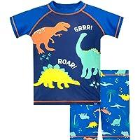 Harry Bear Bañador de Dos Piezas para Niño Dinosaurio