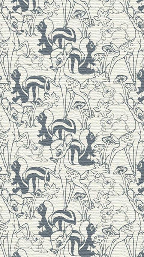 ディズニー バンビ XFVGA(480×854)壁紙画像