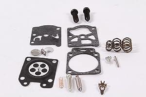Husqvarna 530069826 Lawn & Garden Equipment Engine Carburetor Rebuild Kit Genuine Original Equipment Manufacturer (OEM) Part