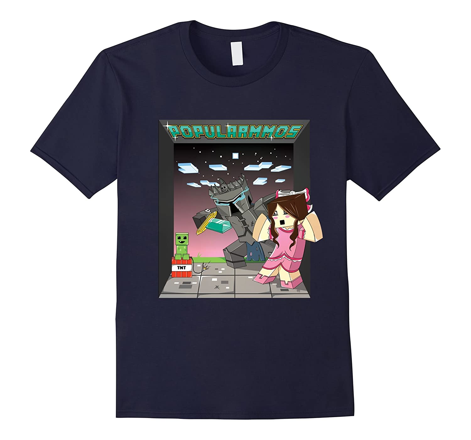 Popularmmos Gaming With Jen Shirt