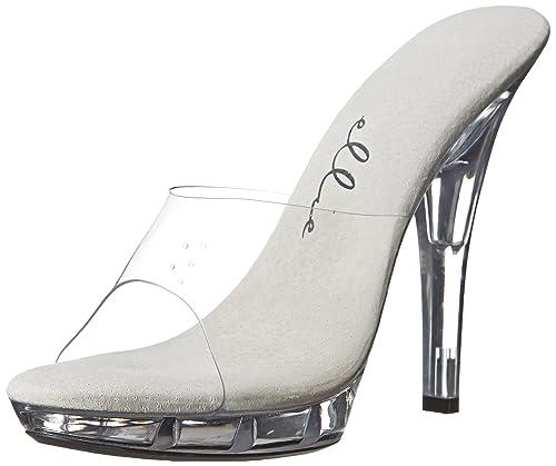22fd12a146ca0 Ellie Shoes Women's M Vanity Platform Sandal