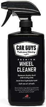CarGuys Environmentally-Friendly Wheel Cleaner