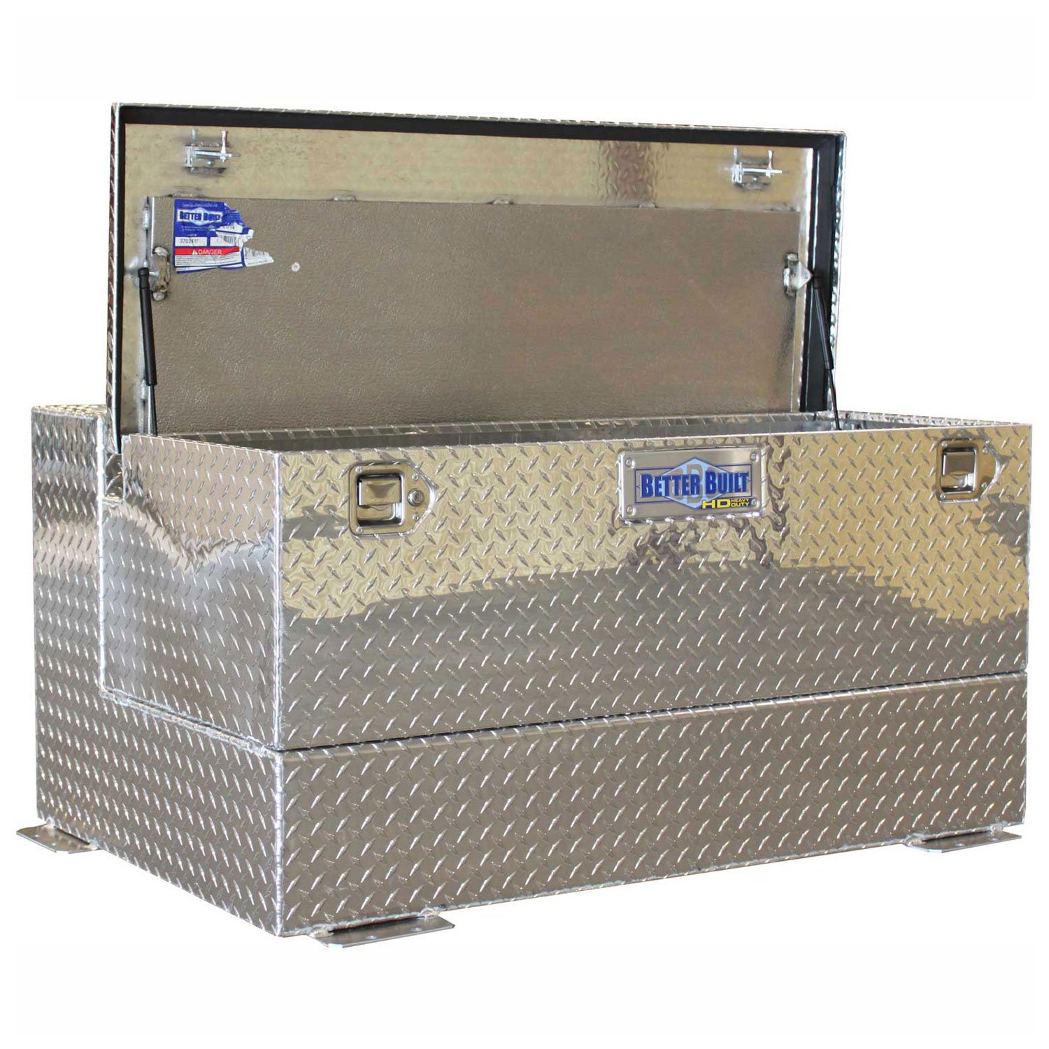 Better Built Heavy Duty Aluminum Transfer Tank, Combo Tank, 75 Gal. - 37024159