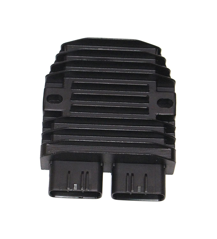 Voltage Rectifier Regulator AFTERMARKET for Yamaha 4012941, 31600-HP0-A01, 21066-0022, 21066-0008, 1D7-81960-00-00, 5JW-81960-00-00, 710000870, 710001103 JSP Manufacturing EL-VR-1D7-81960-00-00