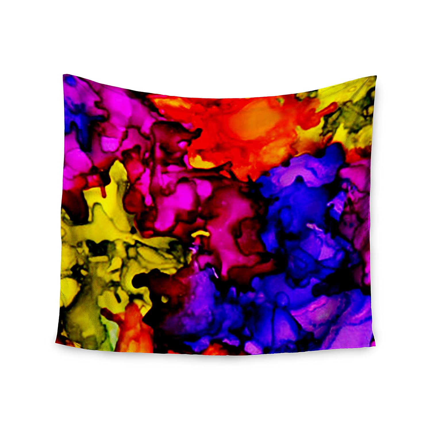 51 X 60 Kess InHouse Claire Day Chica Wall Tapestry