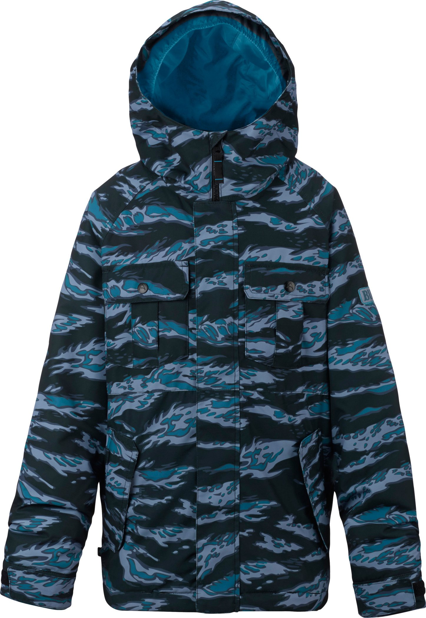 Burton Fray Snowboard Jacket Kids Sz M by BURTON NUTRITION