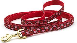 product image for All Hearts Small Breed Dog Lead - 6 ft Length - 1/2 inch Width