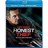 Honest Thief Blu-ray + DVD + Digital - BD Combo Pack