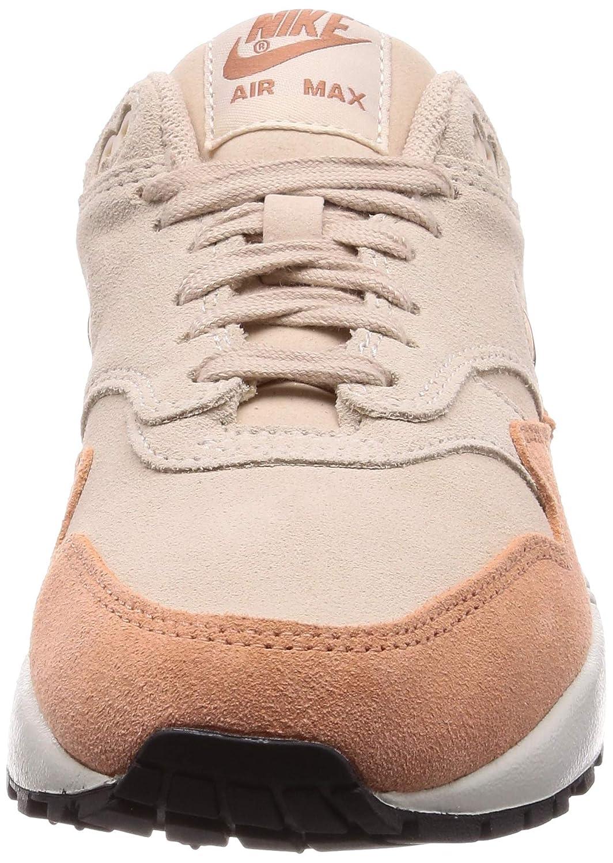 sports shoes a24d1 cbb61 Amazon.com   Nike Women s Air Max 1 Premium SC (Guava Ice)   Shoes