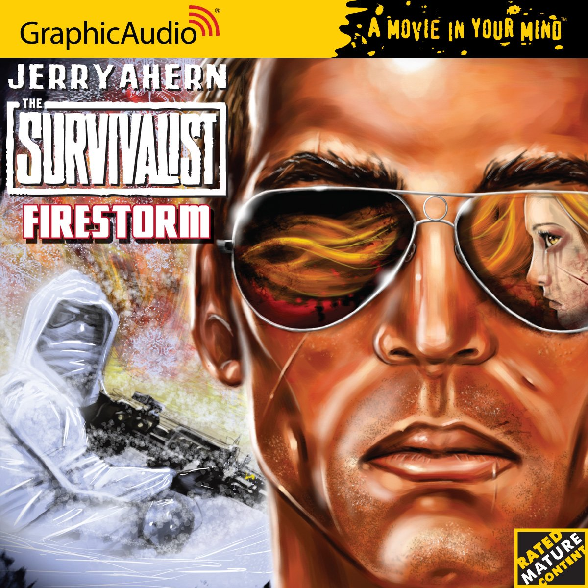 The Survivalist 20 - Firestorm Graphic Audio - Jerry Ahern