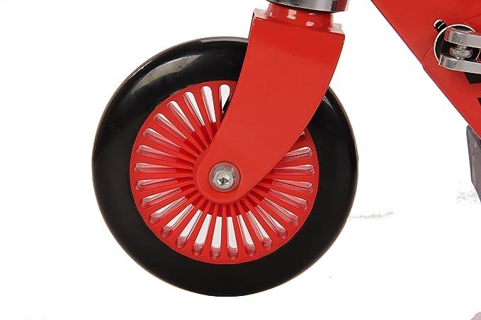 Amazon.com: Ferrari Kids 2 ruedas Scooter, Rojo: Sports ...
