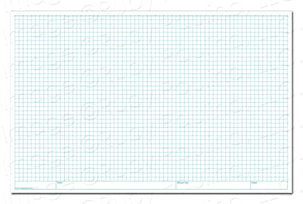 11x17 grid sheet 1 4 square quadrille graph amazon ca office products
