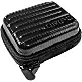 Drift Innovation Protective Camera and Accessories Carry Case - Black