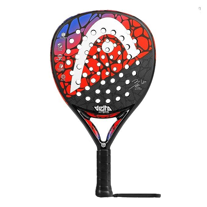 Amazon.com : HEAD Touch Delta Hybrid Bela - (Padel - Pop Tennis - Platform Tennis - Paddle Tennis) : Sports & Outdoors