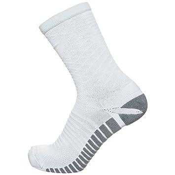Nike U NK Strk TMPO Crew - Calcetines para Hombre, Color Blanco, Talla 6-7.5: Amazon.es: Deportes y aire libre