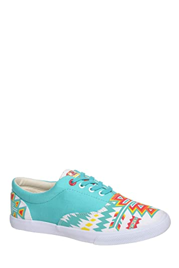 777777c770 Bucketfeet Womens Archer Canvas Lace-Up Sneaker 6