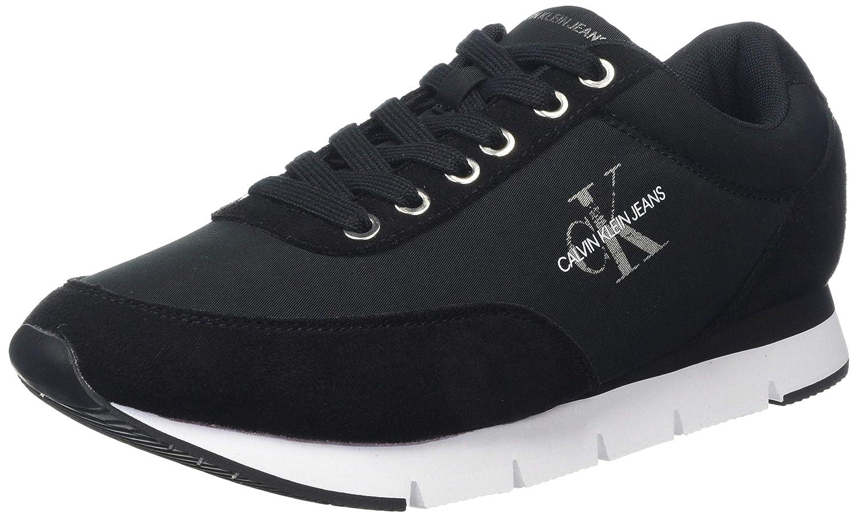 Calvin Klein Tabata Nylon, Zapatillas para Mujer