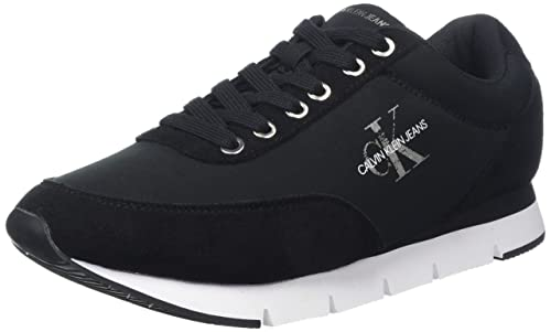 Calvin Klein Tabata Nylon, Zapatillas para Mujer: Amazon.es: Zapatos y complementos