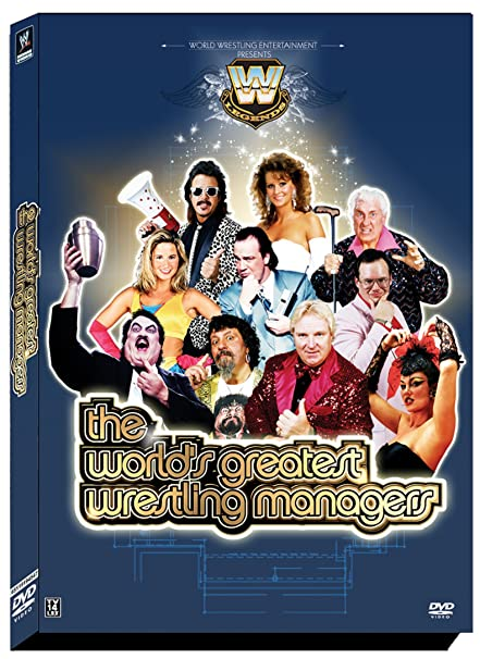 Amazon Com Wwe Presents The World S Greatest Wrestling Managers Lou Albano Paul Bearer Movies Tv