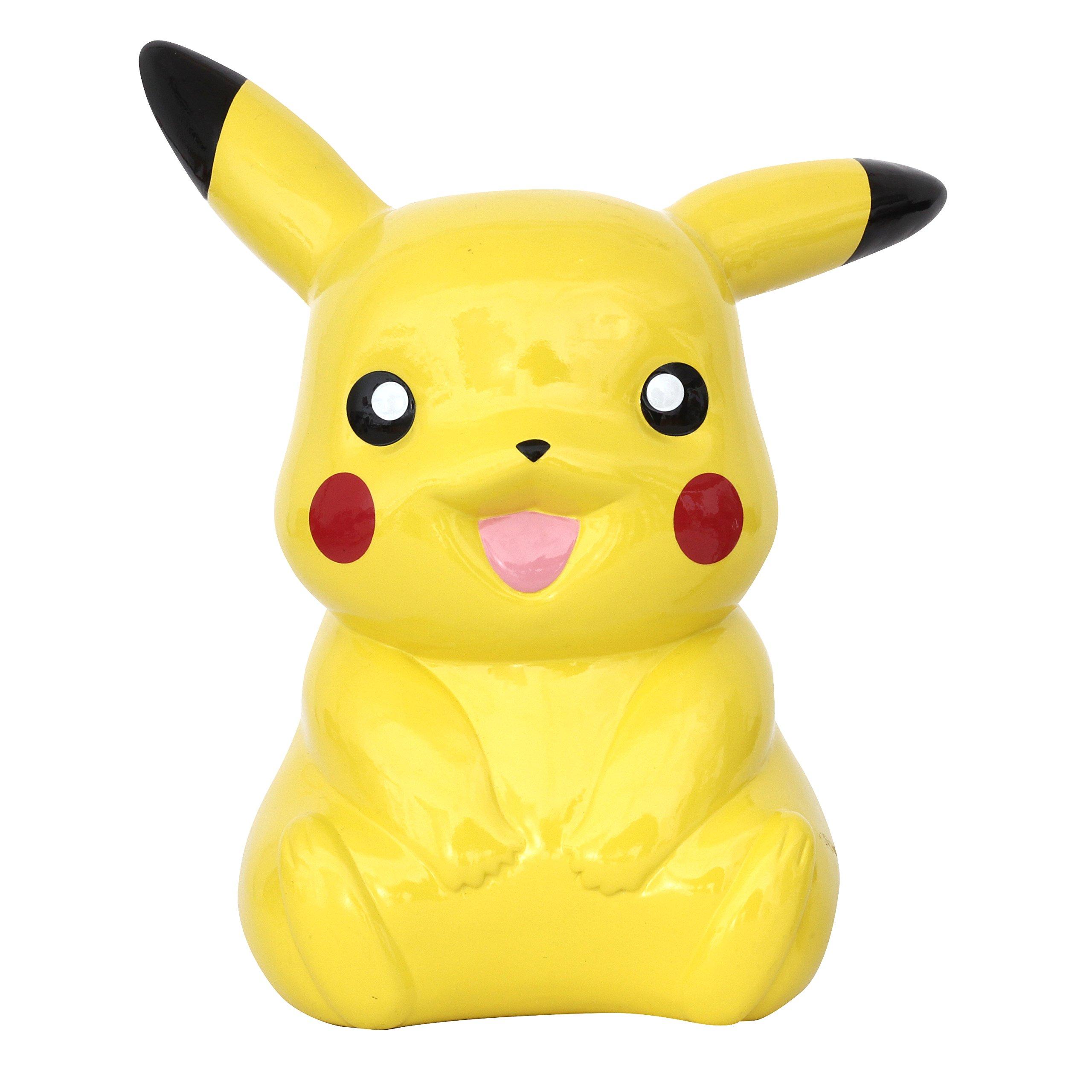 Fab Star Kid's Pikachu Bank, Yellow by Pokémon (Image #1)