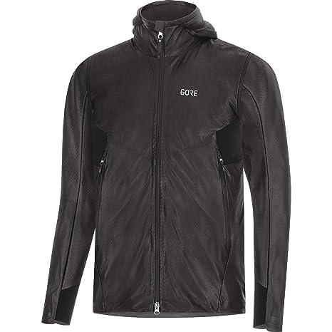 GORE WEAR R5 Chaqueta Zip-Off con capucha para hombre GORE-TEX INFINIUM,