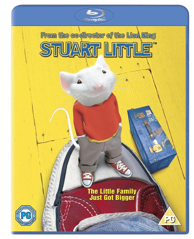 Amazon Com Stuart Little Blu Ray 1999 Region Free Movies Tv