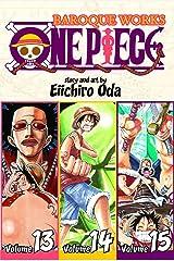 One Piece: Baroque Works 13-14-15, Vol. 5 (Omnibus Edition) (Volume 5) (One Piece (Omnibus Edition)) Paperback