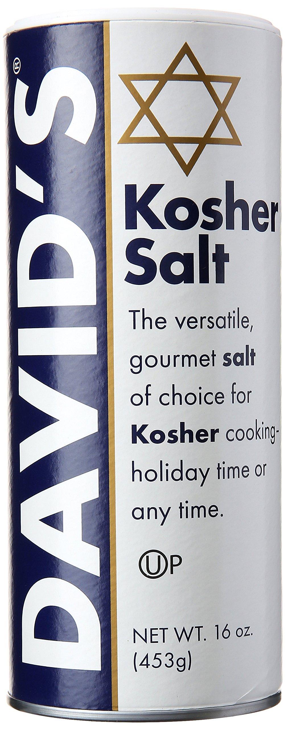 Davids Salt, 16 oz
