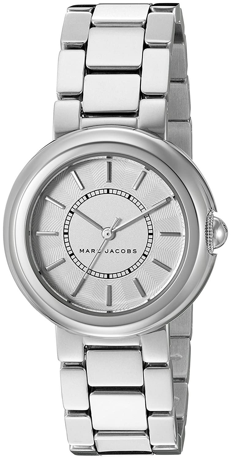 df5d00b6b99c6 Amazon.com: Marc Jacobs Women's Courtney Stainless-Steel Watch - MJ3464: Marc  Jacobs: Watches