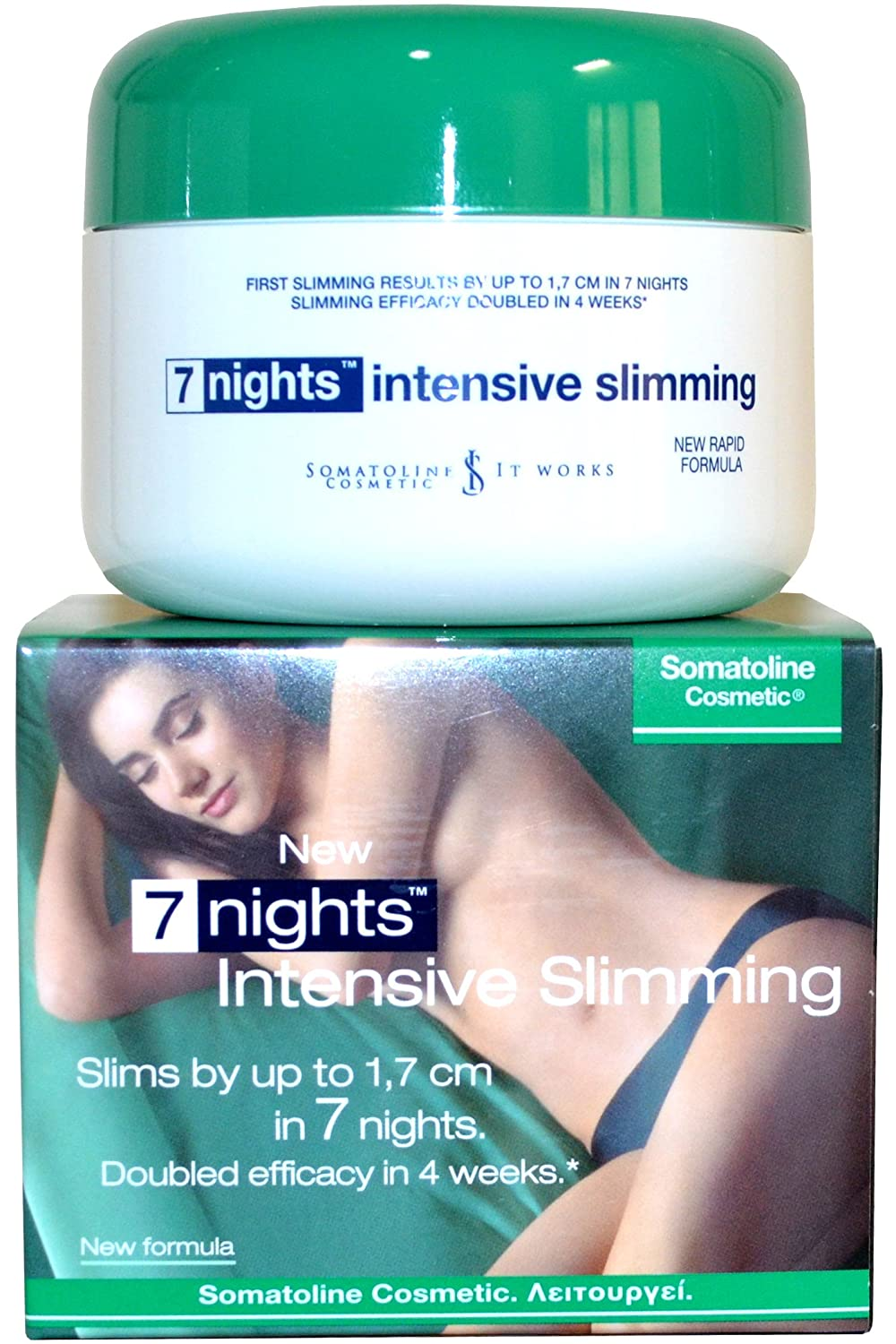 Somatoline 7 Nights Intensive Slimming Treatment 250ml by Somatoline Cosmetic MR3899
