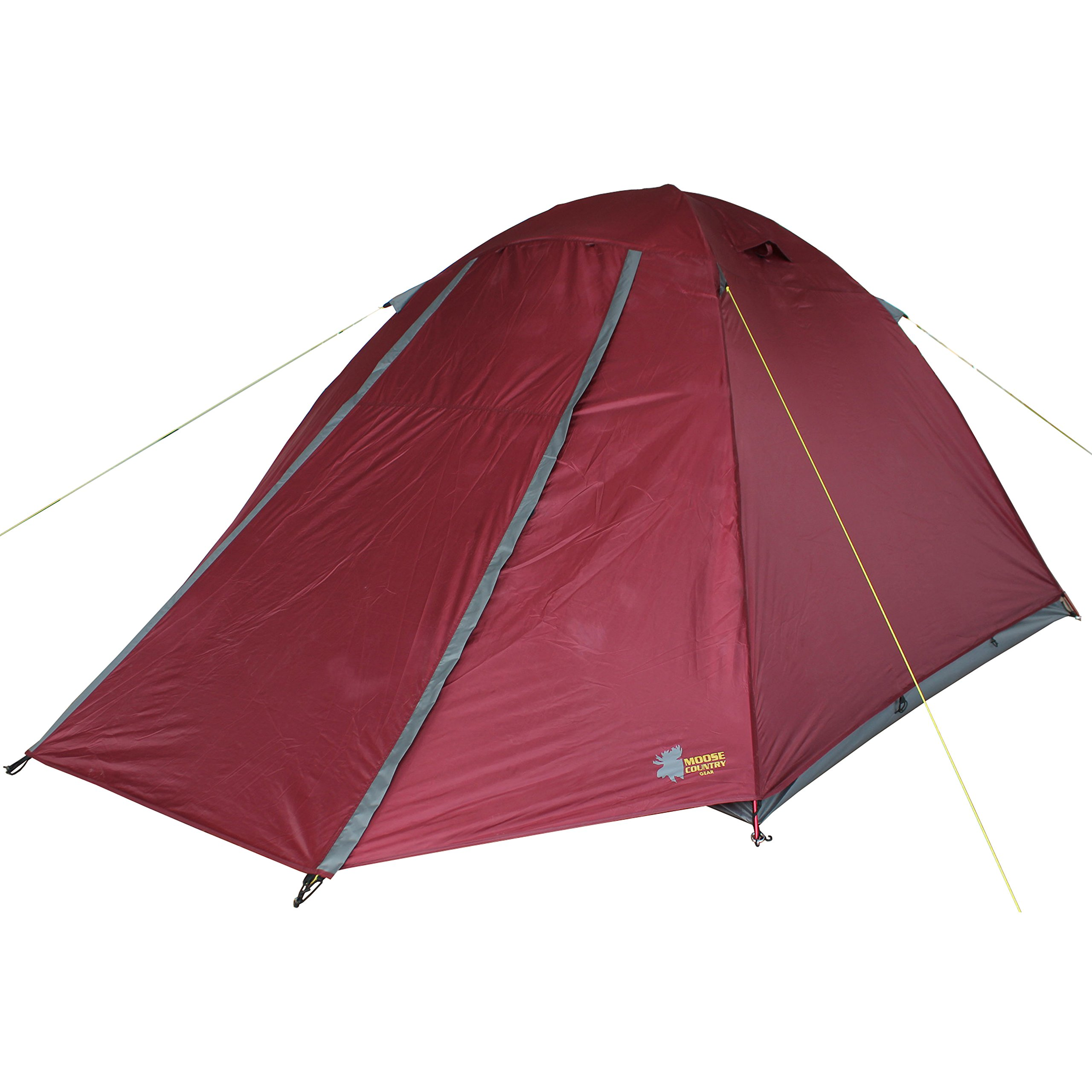High Peak Outdoors BaseCamp 4 Person 4-Season Expedition-Quality Backpacking Tent by High Peak Outdoors (Image #3)