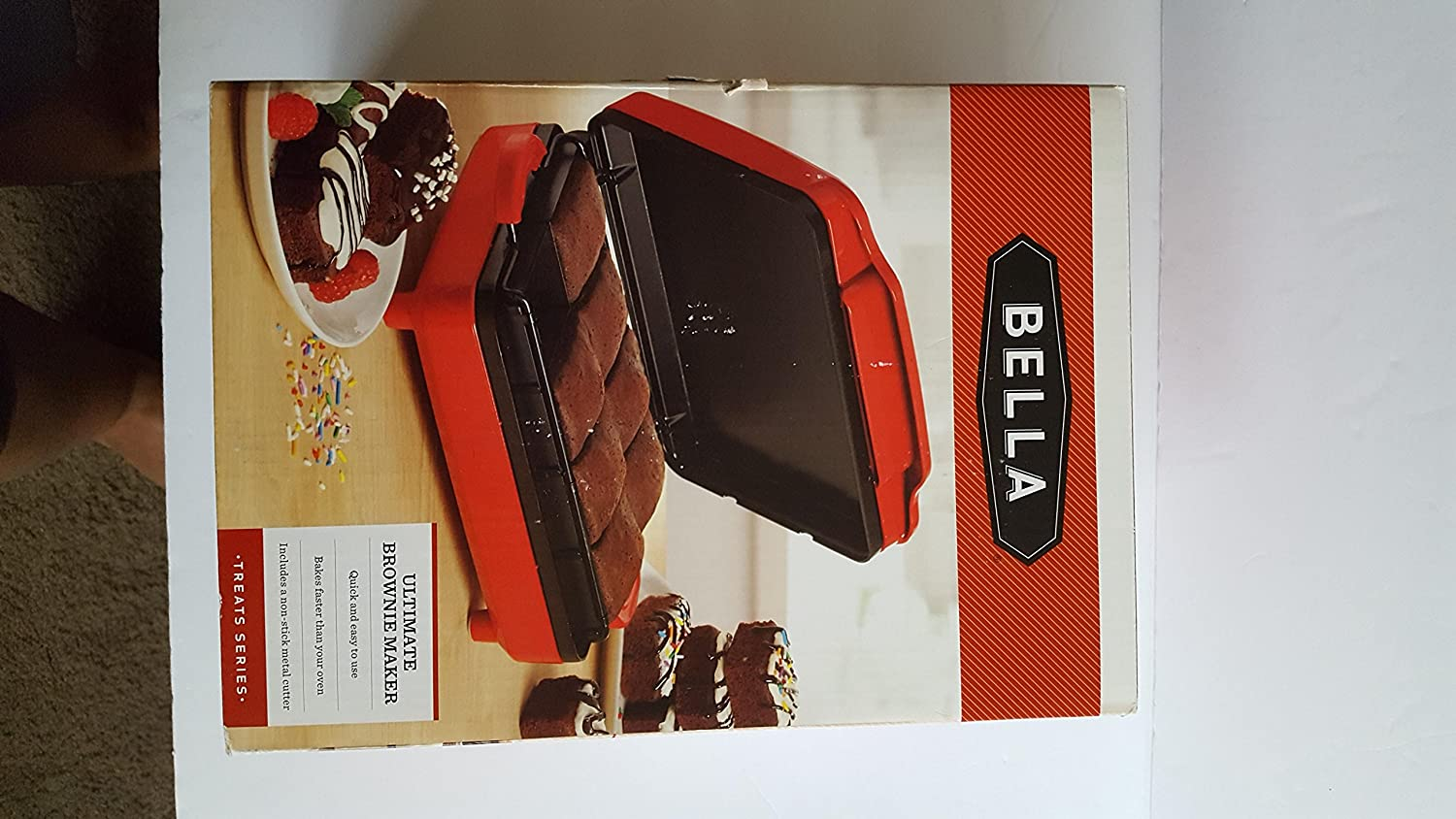 Sensio Bella 13540 Brownie Maker