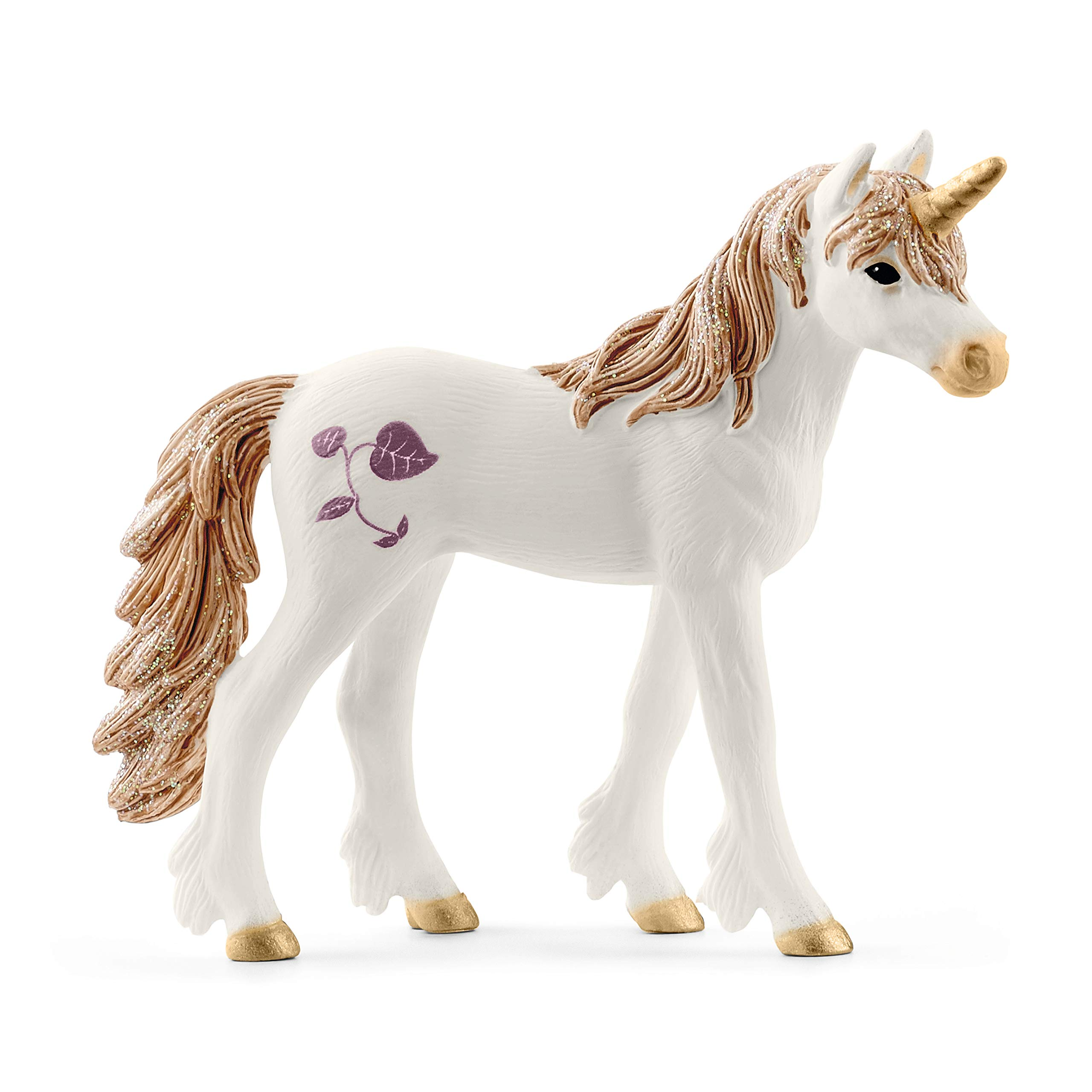 Schleich Glittering Flower House with Unicorns, Lake and Stable, Multicolor by Schleich (Image #11)