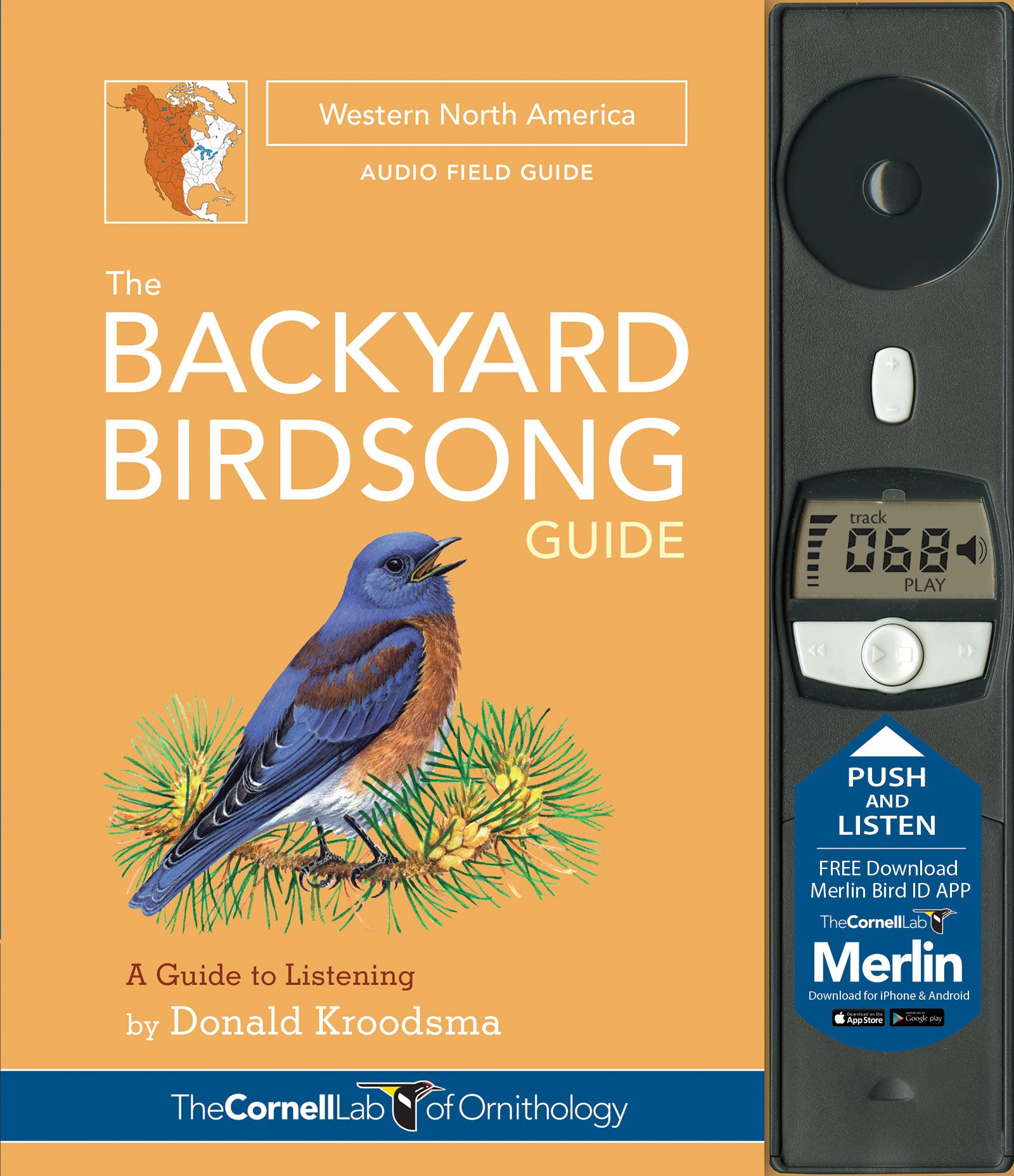 the backyard birdsong guide western north america a guide to