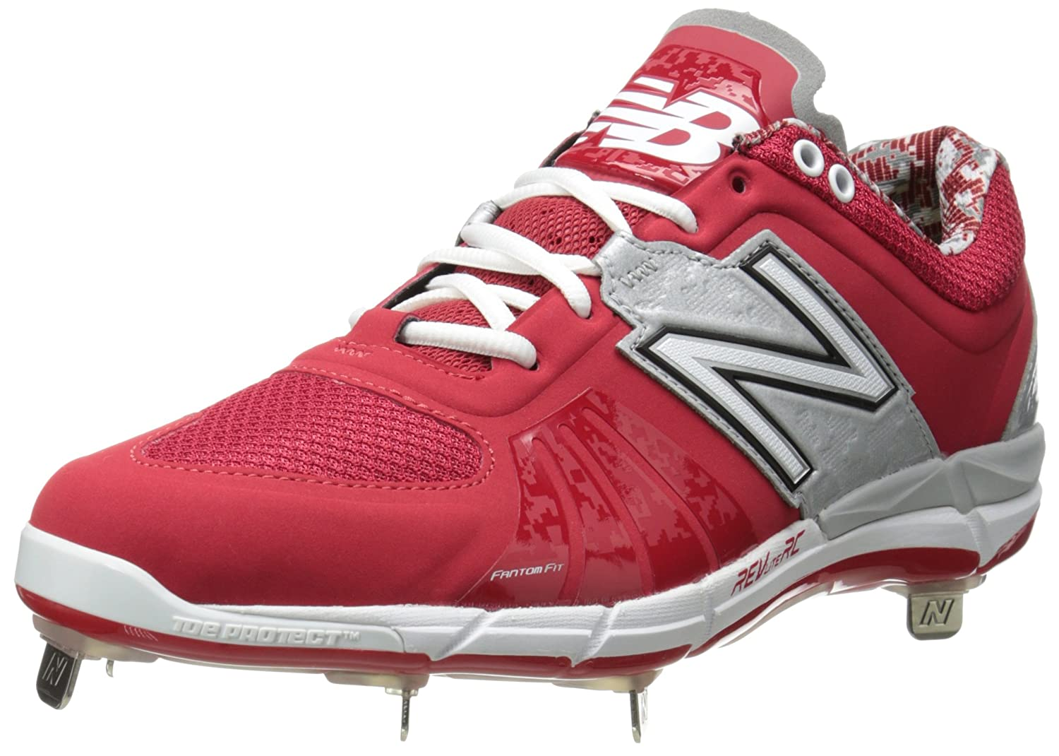 New Balance Men's L3000V2 Metal Low Baseball Cleats