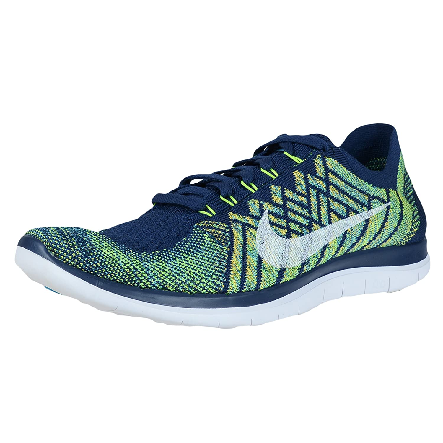 new product 6df3c 22cba ... Nike Free 4.0 Flyknit Men s Sports Shoes