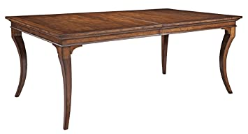 hekman furniture leg dining table