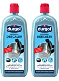Durgol Universal Multipurpose Descaler/Decalcifier 2-Pack, 16.9 Ounce, Blue, 33 Ounce