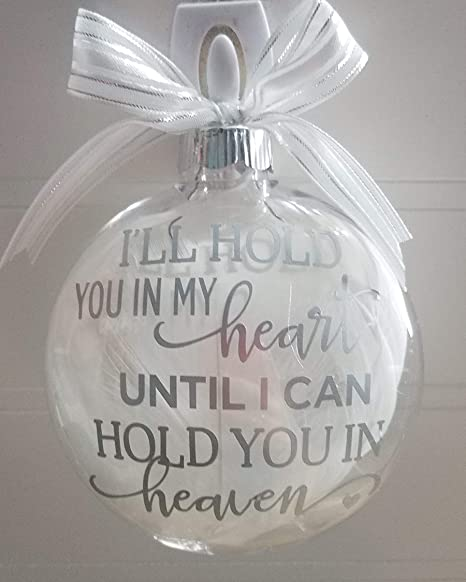 Memorial Baby  Miscarriage Ornament