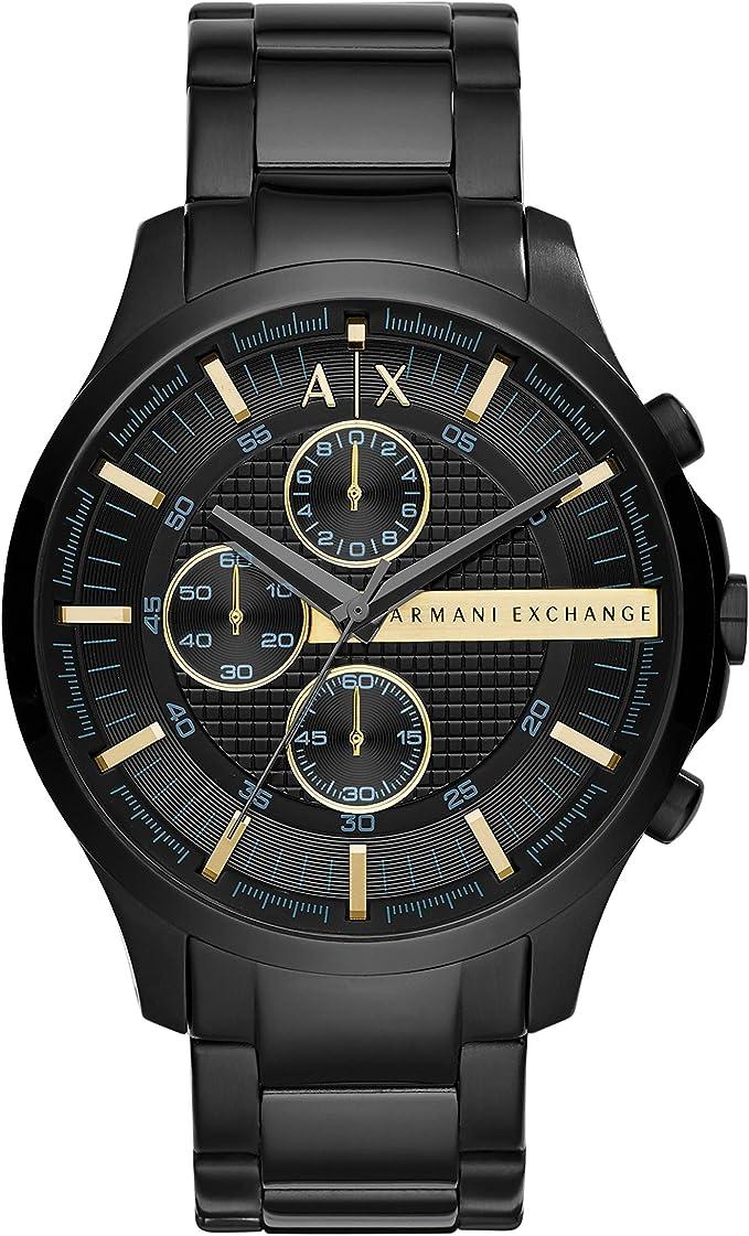 Armani Exchange Reloj Cronógrafo para Hombre de Cuarzo