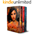 The Hand of Kali Boxed Set (Books 1, 2, & 3)