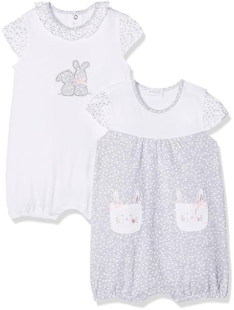 Mayoral 1740, Conjuntos de Pijama para Bebés, Gris (Perla Vig 14),