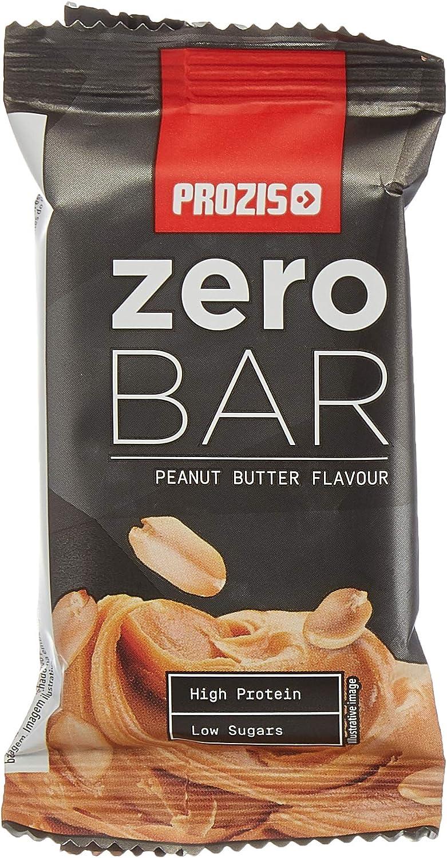 Prozis Zero Bar, Barrita con bajo contenido en azúcares ...