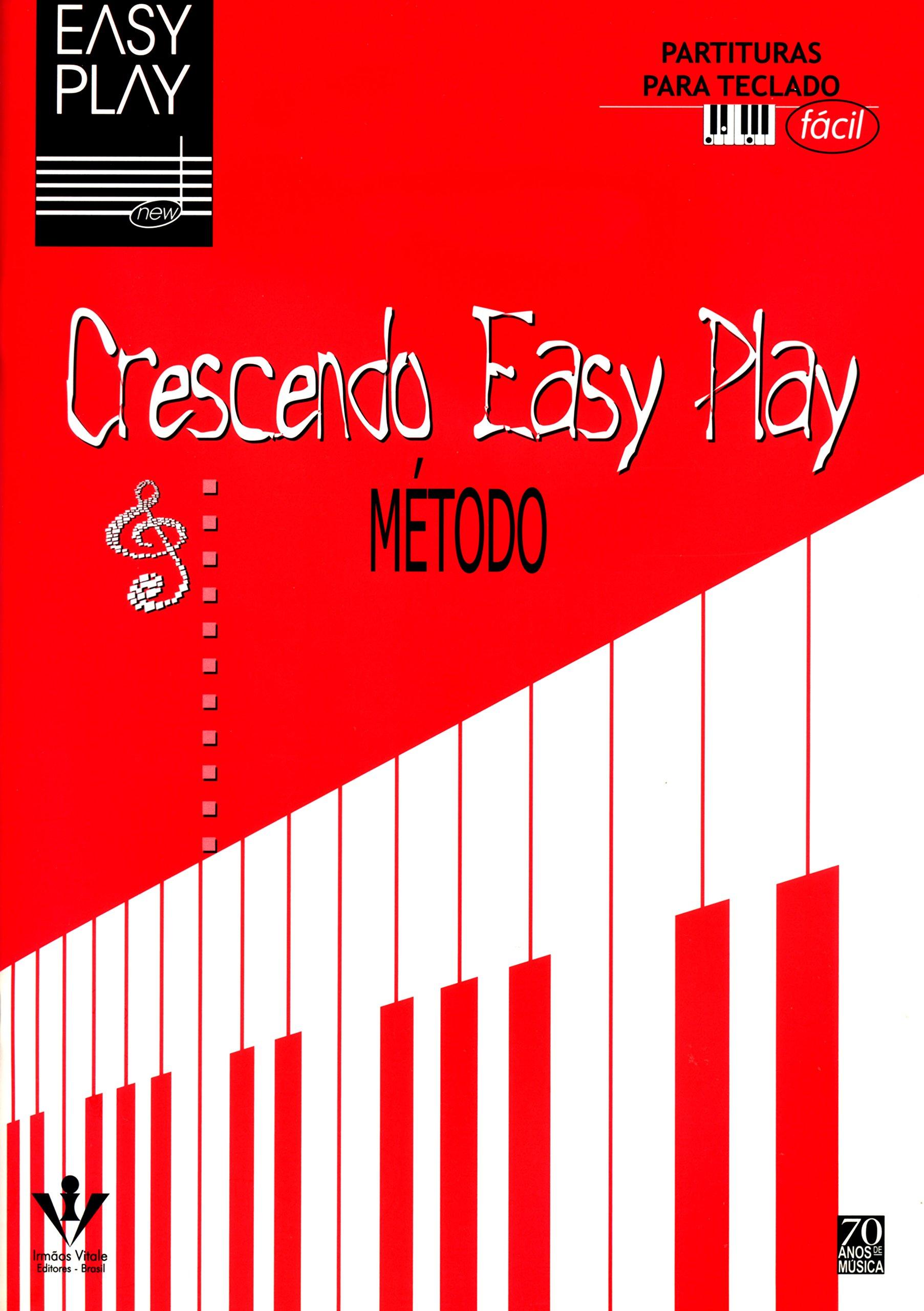 Crescendo Easy Play (Portuguese Brazilian) Paperback – 2008