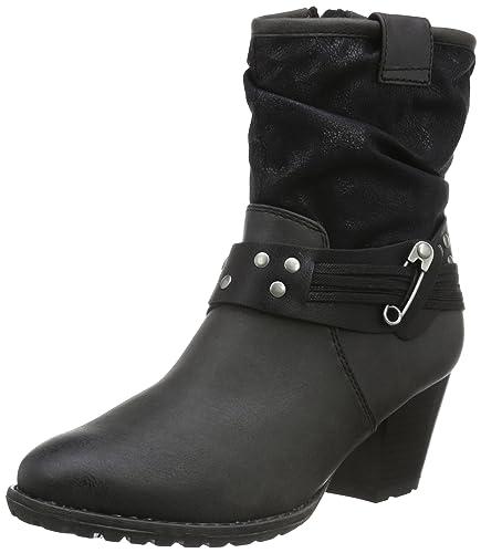 d381476a5414 s.Oliver Damen 25333 Kurzschaft Stiefel  Amazon.de  Schuhe   Handtaschen